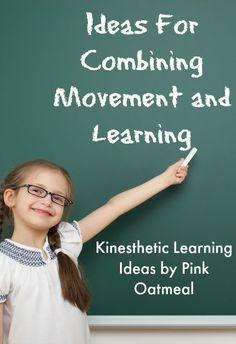 Combining Moving and Learning - Pink Oatmeal