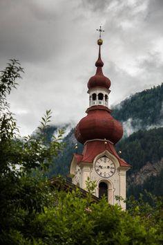 Church in den Bergen
