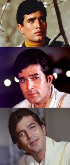 "Rajesh Khanna (December 29, 1942 – July 18, 2012) was a Bollywood actor, film producer and an Indian politician. He was called the ""first superstar""and the ""original superstar"" of the Indian cinema."