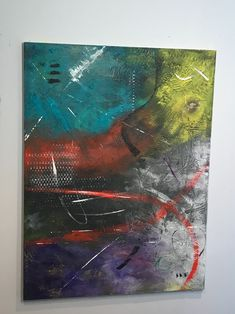 Contact me to purchase Original Paintings, Abstract Art, Creativity