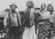 Roma (Gypsies) near Uzhgorod, Slovakia. Czechoslovakia, 1938.  My family is from Czechoslovakia so this image is particularly meaningful to me.