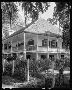 Parlange Plantation, New Roads vic., Point Coupee Parish, Louisiana