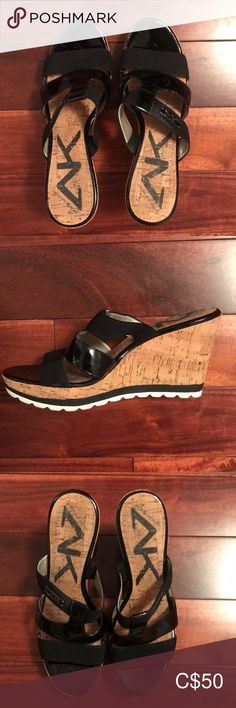 Shop Women's Anne Klein size Heels at a discounted price at Poshmark. Sport Style, Anne Klein, Wedge Heels, Shoes Heels, Sport Fashion, Boat Shoes, Dance Shoes, Wedges, Best Deals