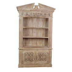 """MOTI Furniture Carter 90"""" Standard Bookcase"""