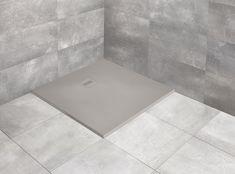 Brodzik posadzkowy Radaway Kyntos C cemento. Posiada antybakteryjną powierzchnię, ułatwiającą czyszczenie. Istnieje możliwość wbudowania go w podłogę i zlicowania z poziomem płytek. Brodziki konglomeratowe posiadają dużą wytrzymałość na nacisk. ---------------------------- #radaway #architektwnetrz #Showers #BathroomShower #kabiny #prysznicowe #showercabin #modnemieszkanie #bohointerior #instagood #interiordesign #bathroomstyling #instadecor Shower Cabin, Bathroom, Washroom, Shower Enclosure, Full Bath, Bath, Bathrooms