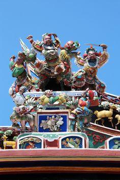 Cheng Hoon Teng Temple by Bambi L. Dingman on 500px
