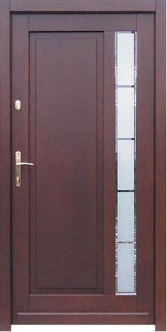 Drzwi Zewnętrzne Drewniane - Gerdex Warszawa