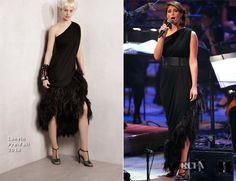 Gemma Arterton In Lanvin – Tim Rice – A Life In Song