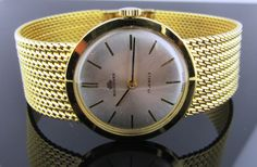Ferro Jewelers - Watches | 18K BUCHERER LADIES WATCH