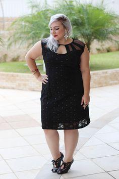 vestido de festa plus size coquetel e formatura 4