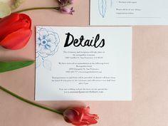 Floral wedding invitation set / Editable & Printable / available in my Etsy Shop Floral Wedding Invitations, Wedding Invitation Templates, Digital Prints, Reception, My Etsy Shop, Printable, Place Card Holders, Handmade Gifts, Fingerprints