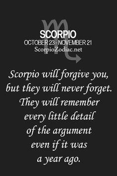 Scorpio Facts at ScorpioZodiac.net