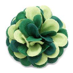 Wilson Large Lapel Flower | CuffLinks.com | Hook & Albert