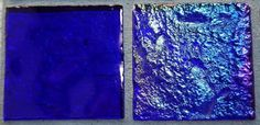 * Lightstreams Glass Tile | Renaissance Collection Royal Blue Glass Tiles