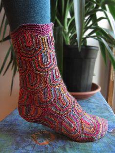 Ravelry: Ziprelaxagon pattern by Kirsten Hall