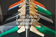 5 Top tips for decluttering your wardrobe   Fab after Fifty   Information and inspiration for women over 50