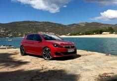 Peugeot 308 GTi by Peugeot Sport : sur les routes du Tour de Corse WRC 2015 ! Audi Tt, Peugeot 308 Gti, Ford Gt, Volvo, Automobile, 2015 Cars, Volkswagen, Toyota, Bmw