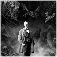 """Halloween in a Suburb"", poesia di H.P. Lovecraft"