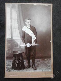 Kabinetka - Chlapec - A.Veselý - Plzeň