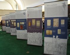museum display ideas | 2011: Debut of the Manifold Greatness traveling exhibition. Photo by ...