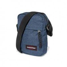 Eastpak The One Double Denim Blue Shoulder Bag http://www.styledit.com/shop/eastpak-the-one-double-denim-blue-shoulder-bag/