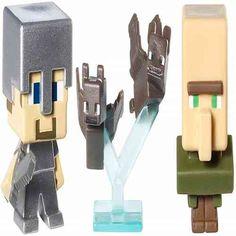 Minecraft Collectible Figures