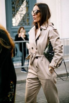 Gorgeous Street Style Coat 2018 Trends Ideas 19