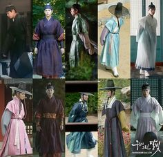 Love the outfits 😍 😍 Park Bo Gum, Lee Young, Drama Series, Korean Men, Korean Drama, Moonlight, Kdrama, Disney, Mens Fashion