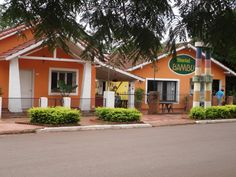Foz do Iguaçu conta com mais de vinte hostels e albergues numa nova onda que tomou conta da cidade que já conta com alguns dos melhores Resorts do país.