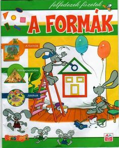 Formák - Angela Lakatos - Picasa Webalbumok Prep School, Infancy, Comic Books, Albums, Picasa, Childhood, Cartoons, Comics, Comic Book
