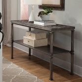 Found it at Wayfair - Bridlewood Console Table