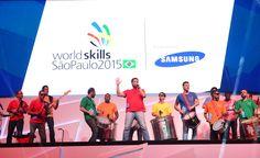 WorldSkills São Paulo 2015 closing ceremony