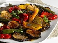 Cooking with Corey: Recipe #117: Grilled Marinated Vegetables