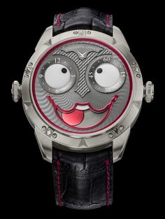 The most notable watches for the Only Watch 2017 charity auction in Geneva with images, background, specs, & our expert analysis. Big Watches, Luxury Watches, Cool Watches, Watches For Men, Unique Watches, Dream Watches, Joker Watch, Duchenne Muscular Dystrophy, Arte Robot
