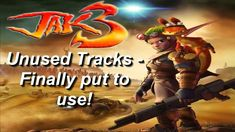 "How Would Jak 3's Unused Tracks Have Sounded In The Game? This is a little experiment as after hearing Jak 3's unused music pieces I thought to myself: ""I wonder how they'd sound if they were actually in the game."" So by turning the music all the way down in the game I edited in the unused tracks to where I thought they'd fit in best and even gave the tracks some fitting names. And yes I lowered and muted some parts in the same patterns the game would've done it like getting when you get hit…"
