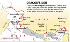 China watchers feel Beijing — keen on not allowing India to come up as a regional superpower and the US piggybacking on Delhi — is keeping the 3,488-km-long border with India busy with incursions and territorial claims.   No brotherly love lost?  Rahul Karmakar, Hindustan Times  Guwahati, April 29, 2013