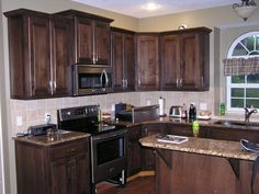 Best 30 Best Staining Kitchen Cabinets Images Stained Kitchen 640 x 480