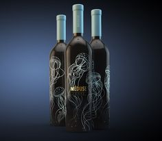 Méduse Genre on Packaging of the World - Creative Package Design Gallery