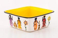 African Ladies Ceramics – Thumbprint Artifacts Snack Bowls, Hand Painted Ceramics, Dog Bowls, Artisan, Lady, Decor, Hand Painted Pottery, Craftsman, Decorating