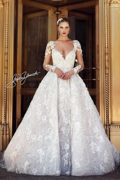 c546e1e57e3 Stephen Yearick Bridal Stephen Yearick 14254 Castle Couture Stephen Yearick  Wedding Dresses