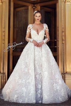 e6b0570708139 Stephen Yearick Bridal Stephen Yearick 14254 Castle Couture Stephen Yearick Wedding  Dresses, Bridal Reflections,