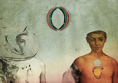 Collage art by Laurindo Feliciano