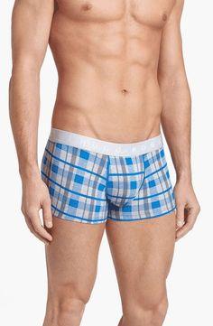 Boss Hugo Boss BOSS HUGO BOSS 'Innovation 1' Trunks on Wantering   An Underwear Affair   mens boxer briefs #mensplaidboxerbriefs #mensunderwear #menswear #mensstyle #mensfashion #GIF #gif #gifs #fashiongifs #bosshugoboss #wantering http://www.wantering.com/mens-clothing-item/boss-hugo-boss-innovation-1-trunks/ab5iH/