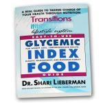 Transitions™ Glycemic Food Index Book, TLS® Weight Loss Solution from Market America. Change the way you feel and look, for a healthier YOU!