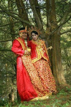 Prawedding from south sulawesi, indonesia