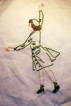Vintage Girl Scout