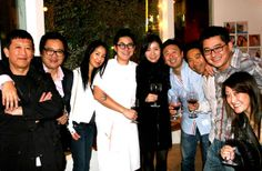 For our Privy Supper Club event, the second such affair in an ongoing array, we brought the world-renowned wine jetsetter Jeannie Cho Lee from Hong Kong to illustrate her extraordinary talents. She is one of the world's leading experts in the art of pairing wine for the Asian palate.  http://www.privy.net/magazine/go/society_events/privy-supper-jeannie