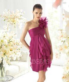 Nueva Colección Vestidos de Fiesta Cortos St. Patrick 2013.