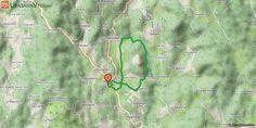 [Puy-de-Dôme] Espace VTT-FFC Ambert-Crêtes du Forez : Parcours N° 7 Petit circuit familial autour du relais de Vertamy, permettant de découvrir en toute tranquillité l'importance de l'ancienne activité des moulins sur l'Ance. Retour facile sur Viverols par une petite route dégagée.