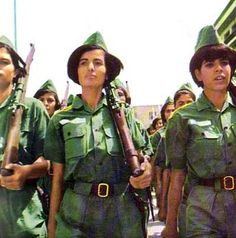 1970s iranian women | Imperial Iranian Army Rangers Special Forces 1970s
